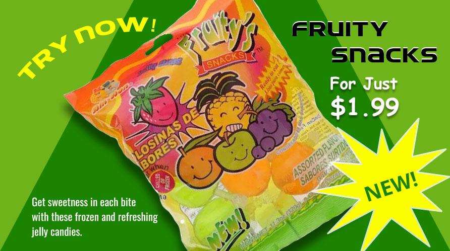 Fruity Snacks