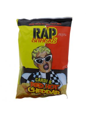 RED HOT CHEDDAR CHIPS