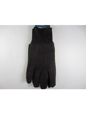 GLOVES BROWN WORKING
