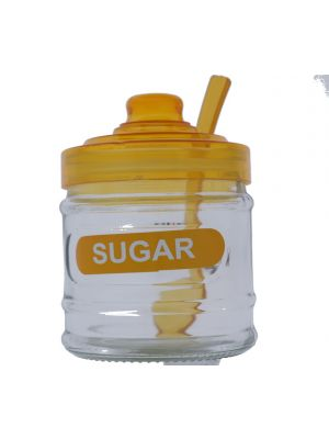 GLASS JAR 8 OZ