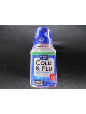 COLD FLU NIGHTTIME CHERRY