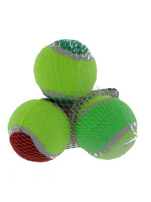 DOG TOY TENNIS BALLS
