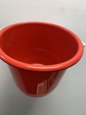 PLASTIC PAIL WITH HANDLE 3 GALLOON