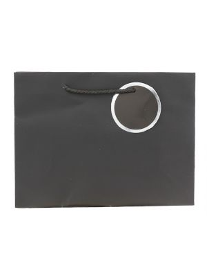 BLACK GIFT BAG MEDIUM