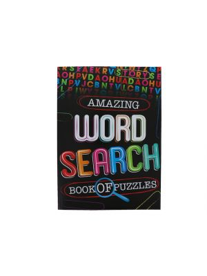 LARGE PRINT PUZZLE BOOK 80 PAGE
