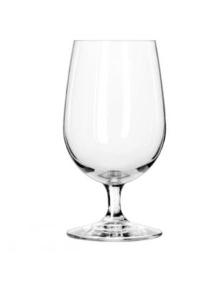 GLASS WATER GOBLET 15.5 OZ