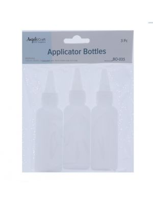 APPLICATOR BOTTLES 50 ML 3 PACK