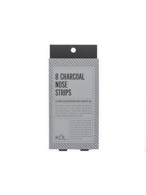 CHARCOAL NOSE STRIPES 8 CT XXX