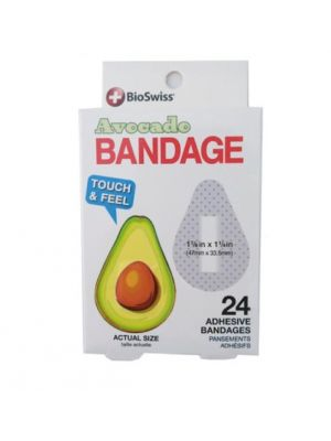 AVOCADO DESING BANDAGE 25 COUNT