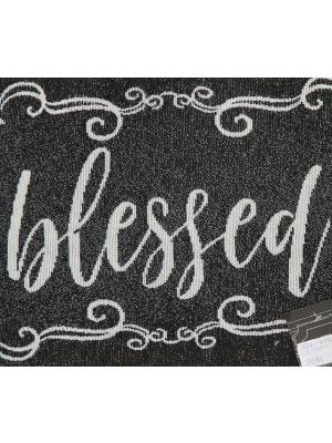 BLESSED PLACEMAT 13 X 19 INCH