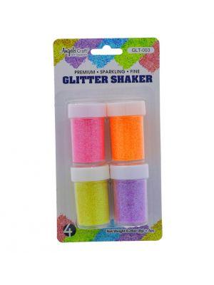 GLITTER SHAKER 4 PACK