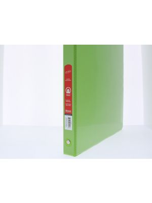 LIME GREEN 0.5 INCH BINDER