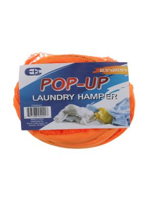 POP UP LAUNDRY HAMPER 12.5 IN X 20.5 IN