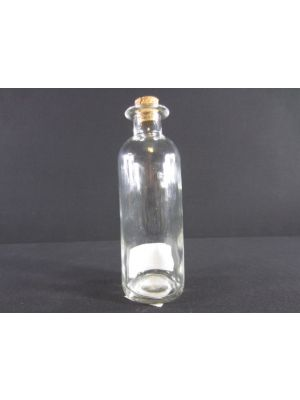 GLASS BOTTLE 5IN