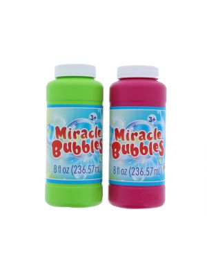 MIRACLE BUBBLE 2 PACK 8 PUNCE