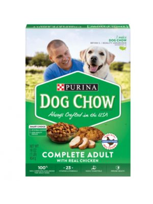 DOG CHOW REAL CHICKEN