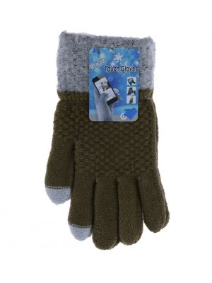 FANCY GLOVES KNIT
