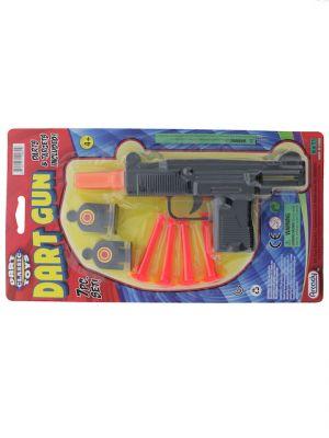 DART GUN 7 PCS SET