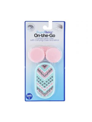 ON THE GO CONTACT LENS CASE