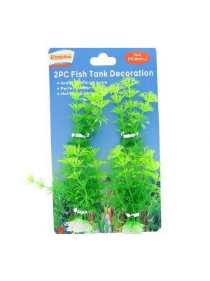 FISH TANK DECORATION 2 PACK