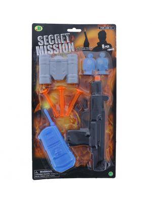 SECRET MISSION TOY