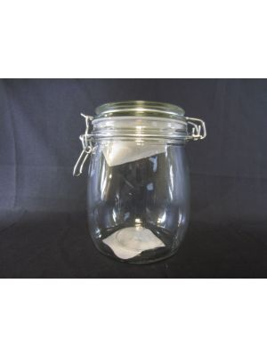 GLASS CANISTER 700ML