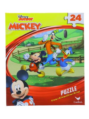 MICKEY MOUSE CLUBHOUSE PUZZLE