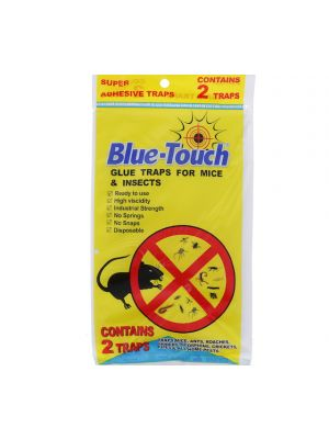 LARGE SIZE SUPER STRONG GLUE TRAP 2 COUNT