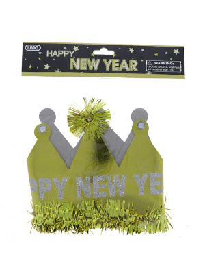 HAPPY NEW YEAR CROWN