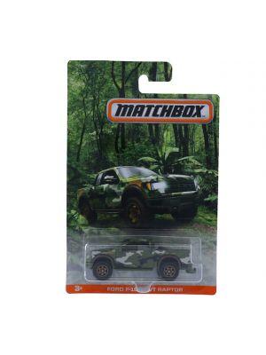 MATTEL MATCH BOX TRUCK