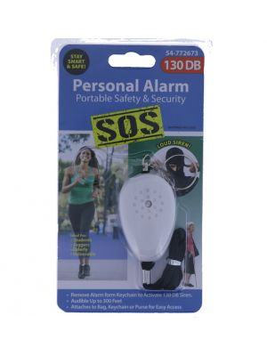 PERSONAL ALARM PORTABLE SAFETY AND SECURITY