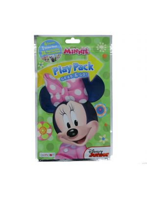 MINNIE MOUSE PLAY PACK GRAB AND GO