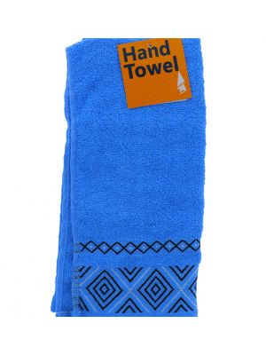 HAND TOWEL WITH DESIGN