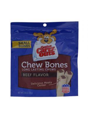 CHEW BONES BEEF FLAVOR
