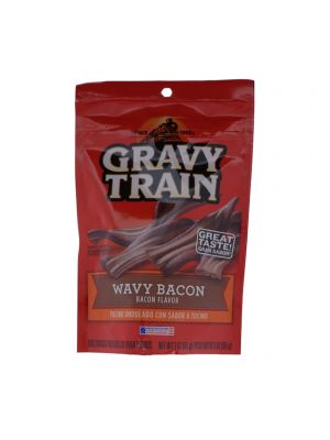 WAVY BACON FOR DOGS