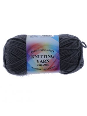 GREY ACRYLIC YARN