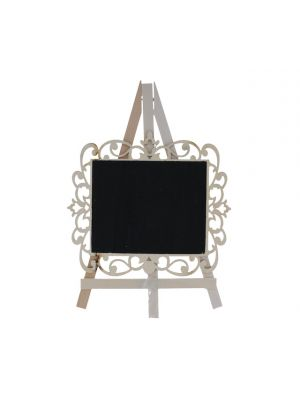 BLACK BOARD EASEL RECTANGLE