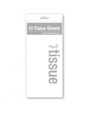 WHITE TISSUE PAPER 10 SHEET