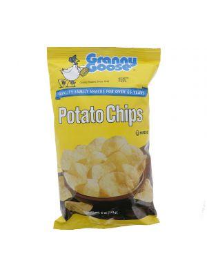POTATO CHIPS GRANNY GOOSE