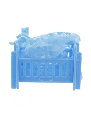 BABY FAVOR CRIB BAG BLUE
