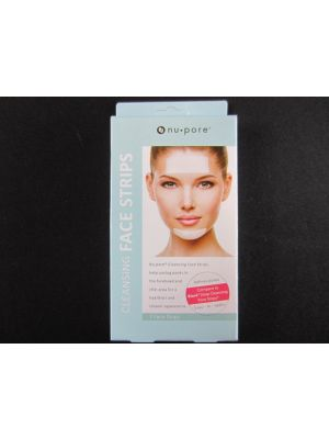 CLEANSING FACE STRIPS