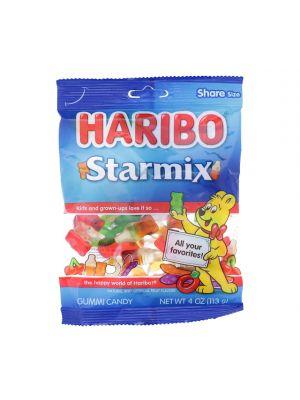 HARIBO STARMIX 4 OZ