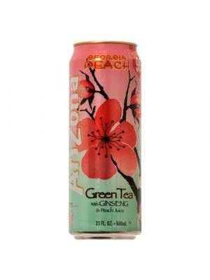 ARIZONA PEACH GREEN TEA 23Z CRV