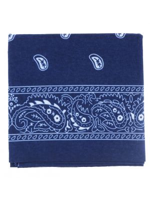 NAVY BLUE FACIAL SCARF SHIELD