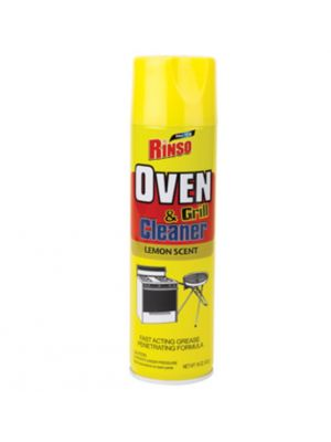 OVEN AND GRILL CLEANER 16 OZ
