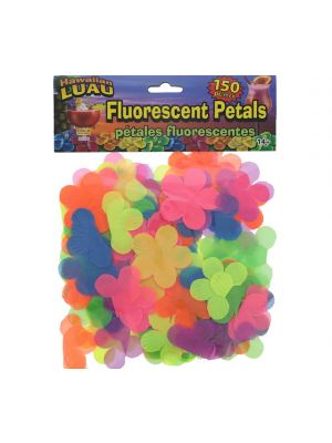 FLUORESCENT PETALS 150 COUNT