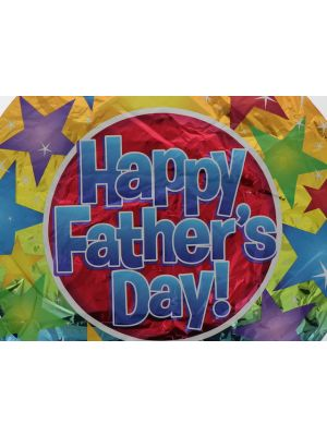 HAPPY FATHERS DAY BALLOON
