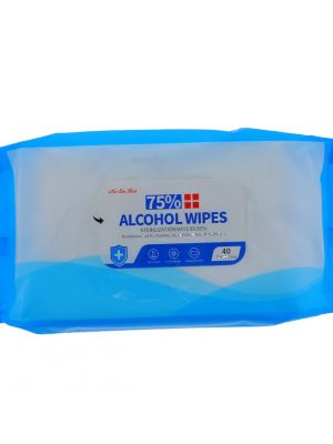 ALCOHOL WIPES 75 40 PACK