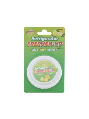 Ultimate Home Refrigerator Freshen-Up Lemon Scent