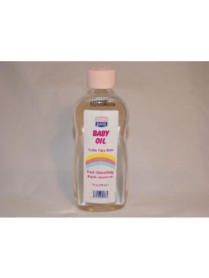 BABY OIL 7Z FAST ABSORBING BABY SUB